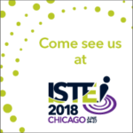 ISTE 2018 Digital Badge Exhibitor.fw