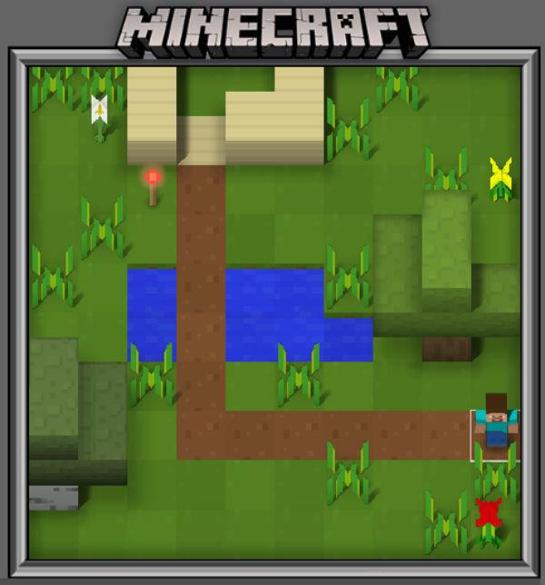 Minecraft Coding Game