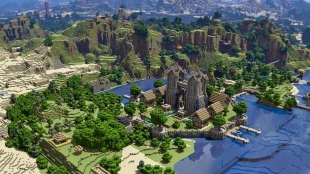 Minecraft PC Torrent Download