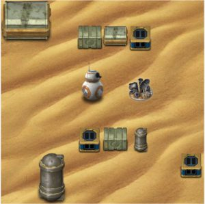 Star Wars Coding Game