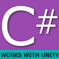 c sharp beginner tutorials works with unity thumbnail