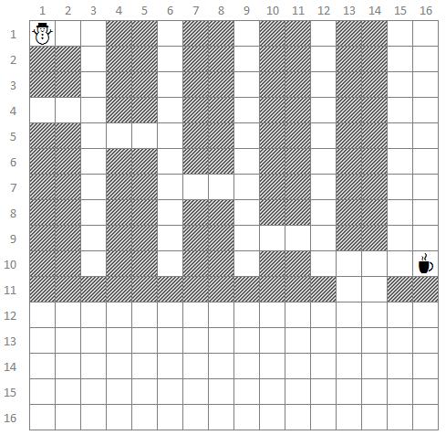 maze game ui
