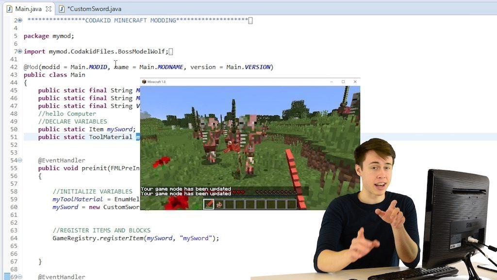 List of Free code Minecraft