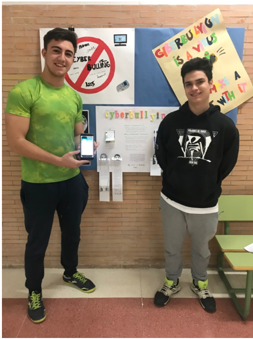 cyberbullying students