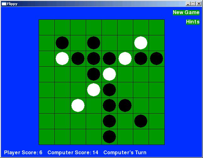 flippy screenshot