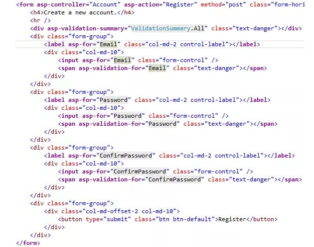 Migrate ASP NET application to NET Core