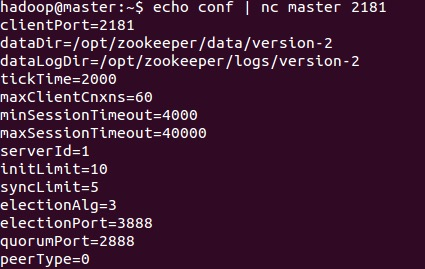 How to use zookeeper commands