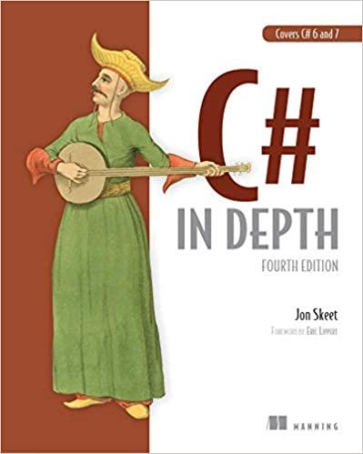 C in Depth Fourth Edition