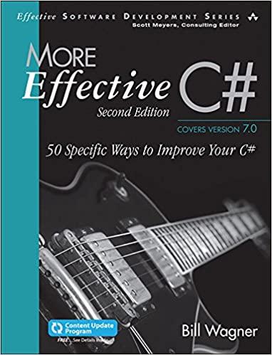 More Effective C