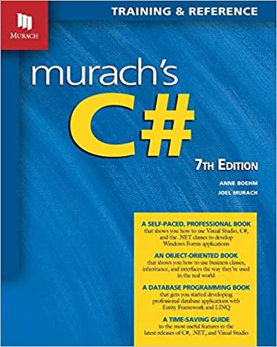 Murachs C