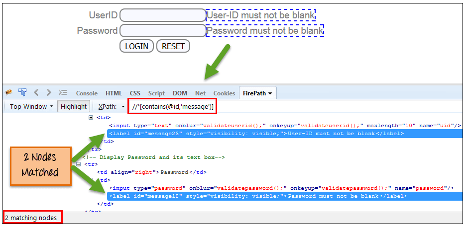 How to Find XPath